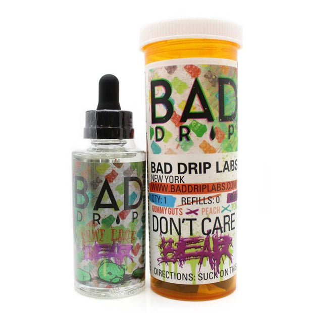 Bad Drip - Dont Care Bear Nictoine Salts - HaveAPuff