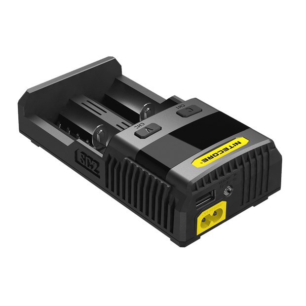 Find Nitecore Charger SC2 by Nitecore at www.haveapuff.com