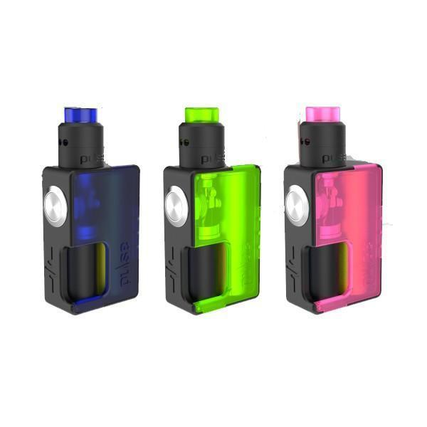 Vandy Vape Pulse BF 8Ml Squonk Kit With 24 Mm Pulse RDA - HaveAPuff