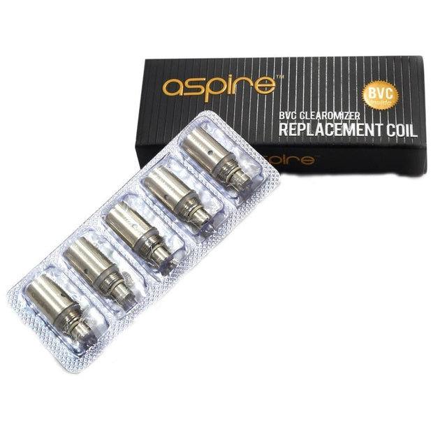 Aspire BVC Replacement Coils - HaveAPuff