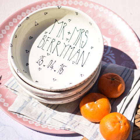 Personalised Ceramic Gifts