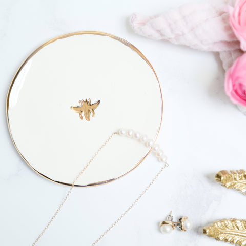 Bee Jewellery Dish