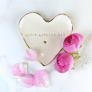 'Happy Mothers Day' Trinket Dish