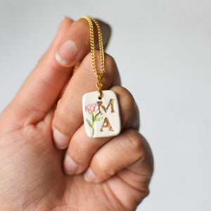 EXTRA ceramic pendant only