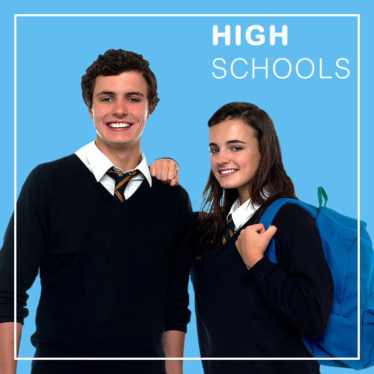 The gateway to all secondary schools that are fully managed by Ourschoolwear.