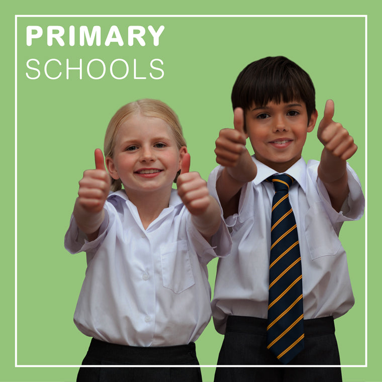 The gateway to all primary schools that are fully managed by Ourschoolwear.
