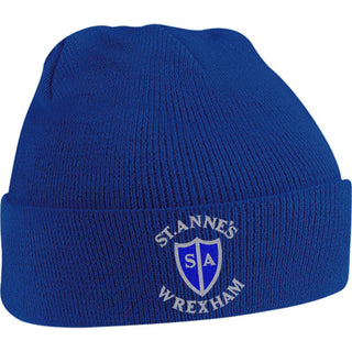 St. Anne's Knitted Hat