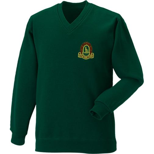 Acton Park V-Neck Sweatshirt