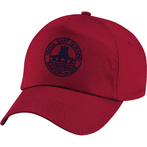 Red St. Dunawd Cap