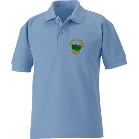 St. Mary's Ruabon Polo Shirt