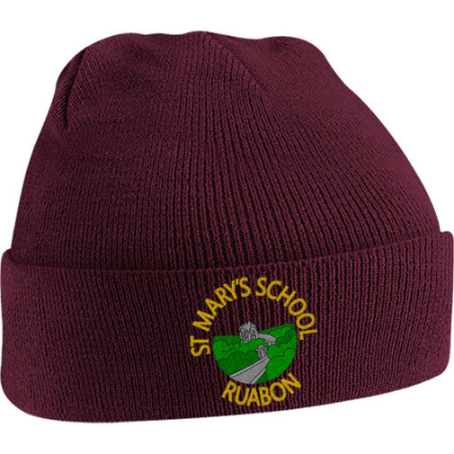 St. Mary's Ruabon Knitted Hat