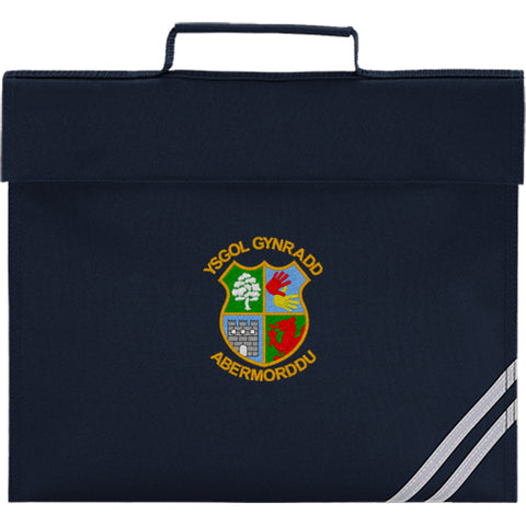 Abermorddu Book Bag