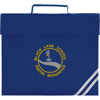 Black Lane Book Bag