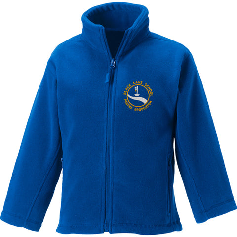 Black Lane Fleece Jacket