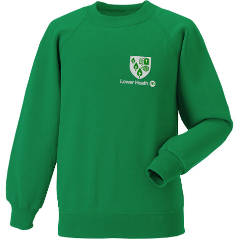 Lower Heath CE SChoolSweater