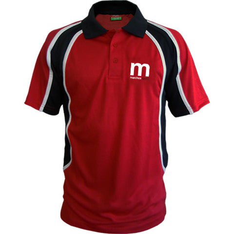 The Marches Boys PE Polo