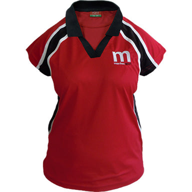 The Marches Girls PE Polo