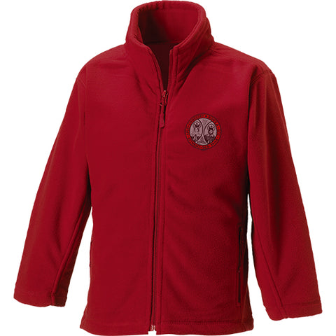 Our Lady & St. Oswald's Fleece Jacket
