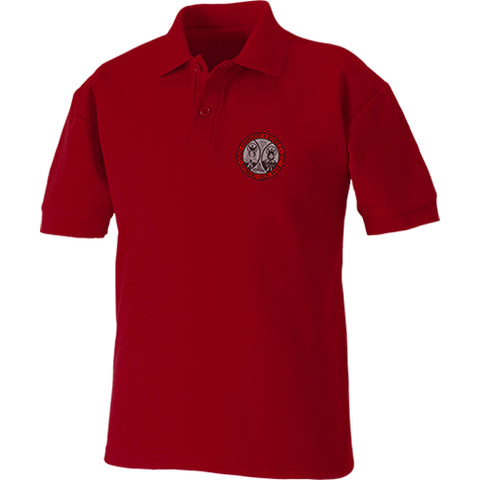 Our Lady & St. Oswald's Polo Shirt