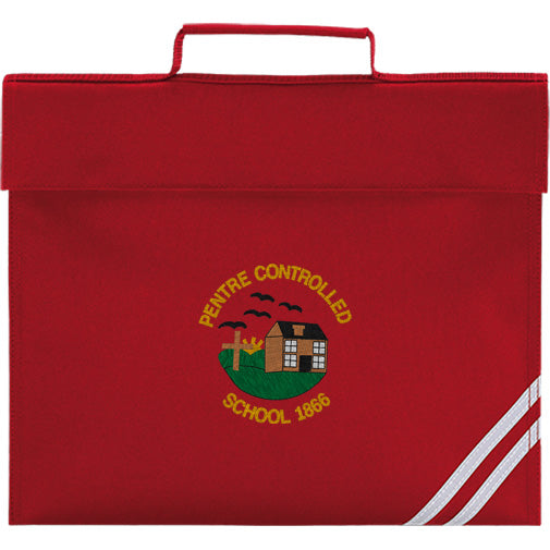 Pentre Book Bag