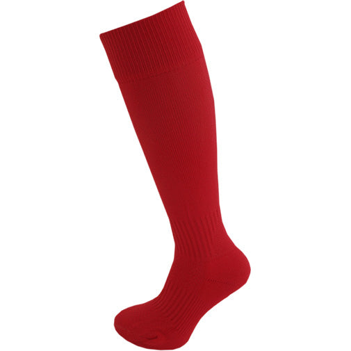 Red Sports Socks
