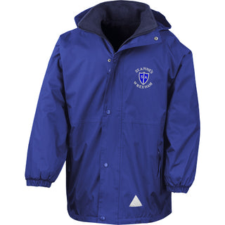 St. Anne's Reversible Jacket
