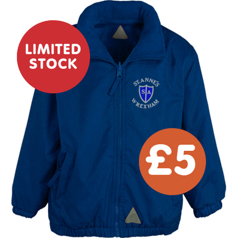 St. Anne's Reversible Jacket SALE