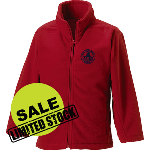 St. Dunawd Fleece Jacket