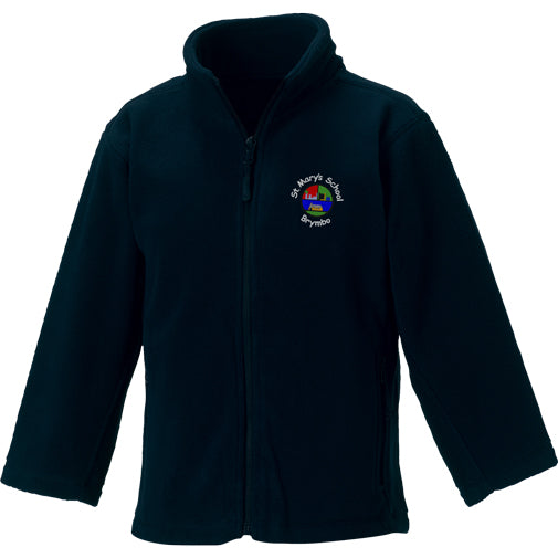 St. Mary's Brymbo Fleece Jacket