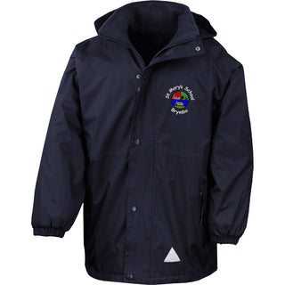 St. Mary's Brymbo Reversible Jacket