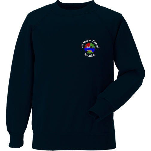 St.Mary's Brymbo Sweater