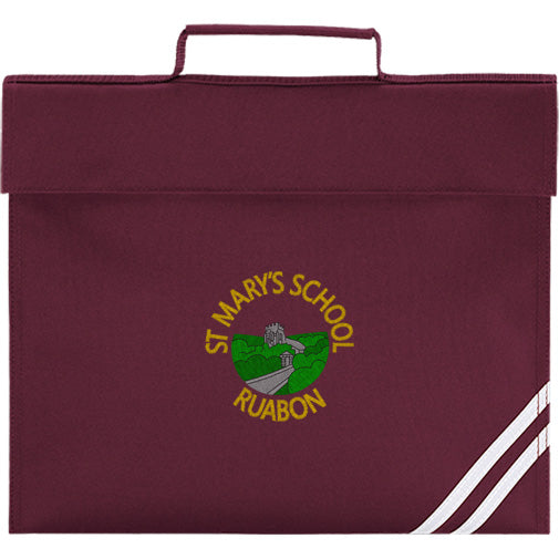 St. Mary's Ruabon Book Bag
