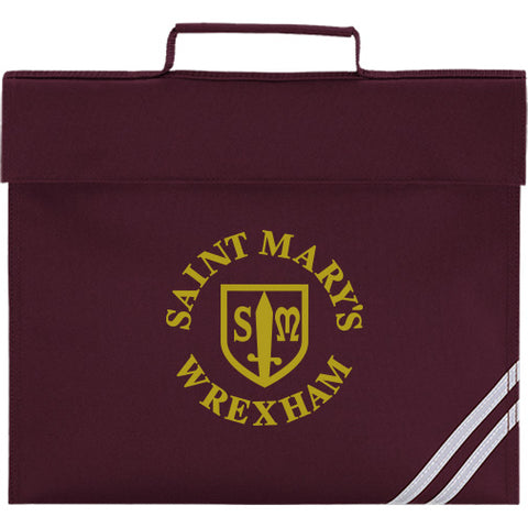 St. Mary's Wrexham Book Bag