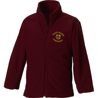 St. Mary's Wrexham Fleece Jacket