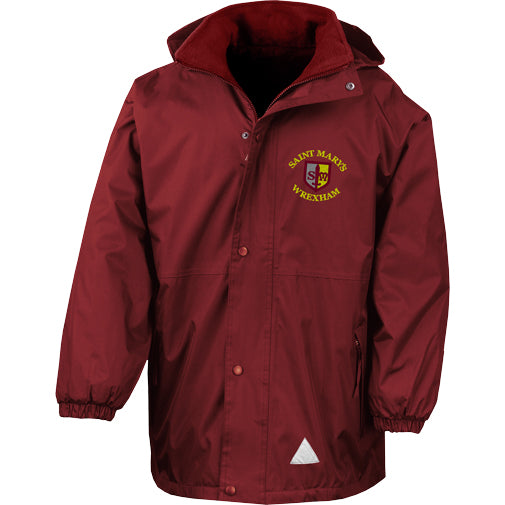 St. Mary's Wrexham Reversible Jacket