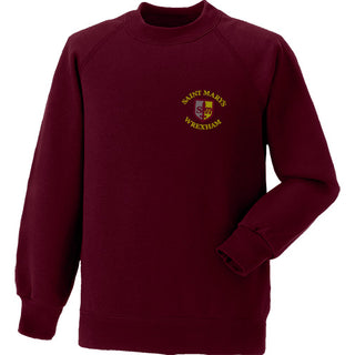 St. Mary's Wrexham Sweater