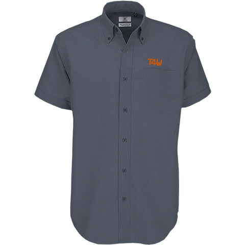 Grey Teams4U Oxford Shirt