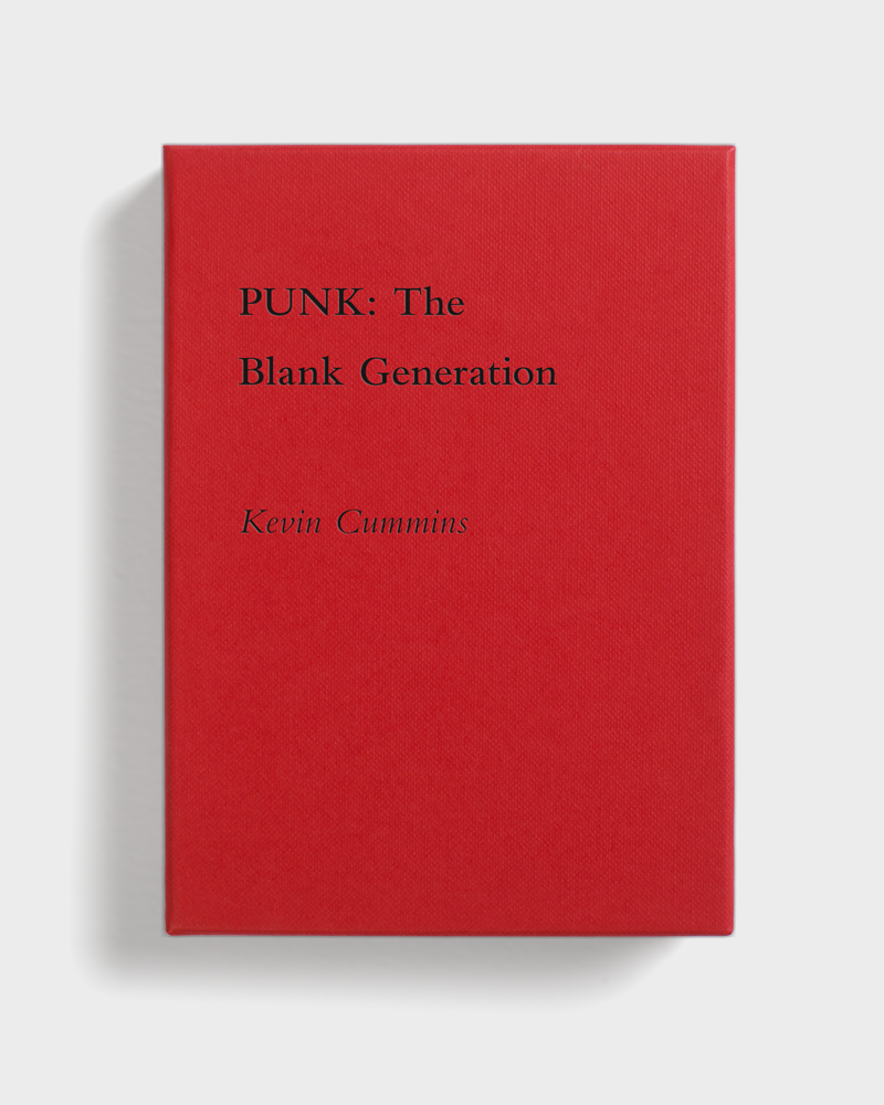 Punk: The Blank Generation