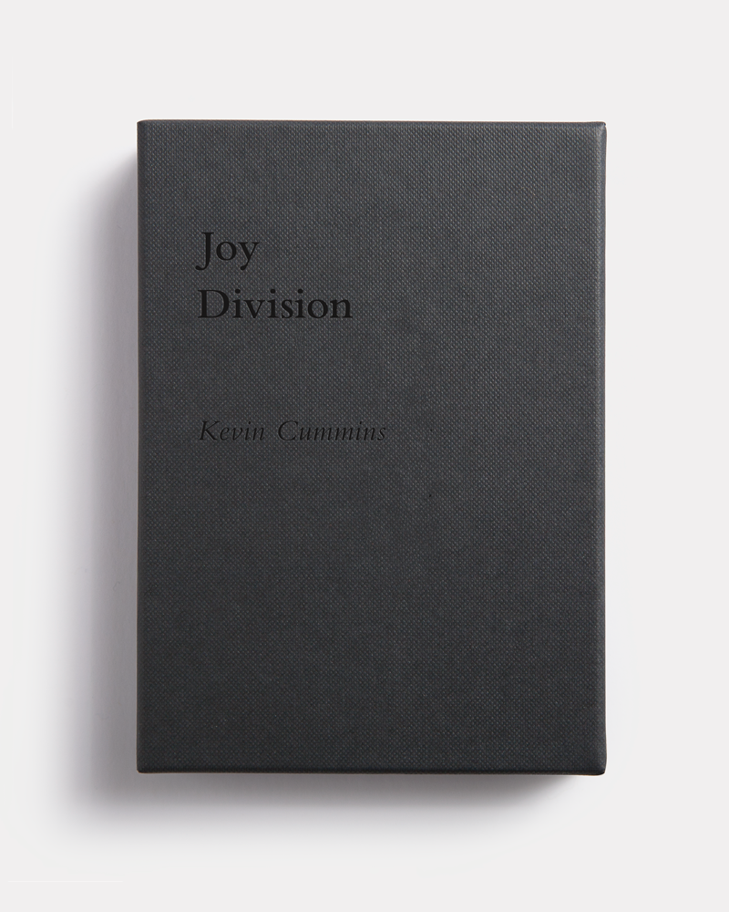 Joy Division [Anniversary Edition] SIGNED COPY
