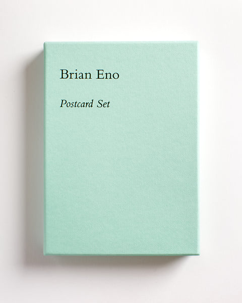 Brian Eno – Postcard Set