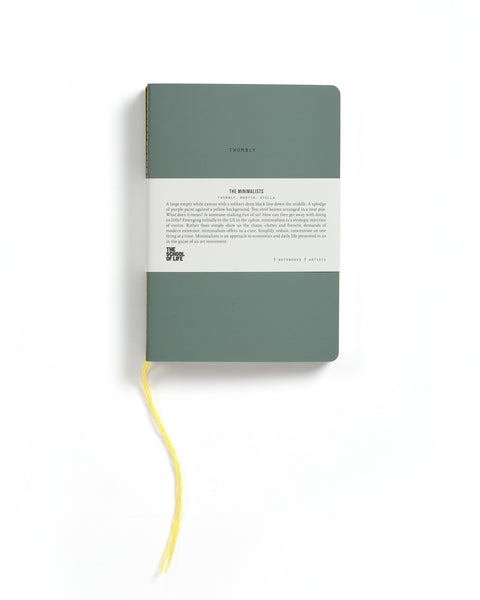 School of Thought Notebooks - The Minimalists