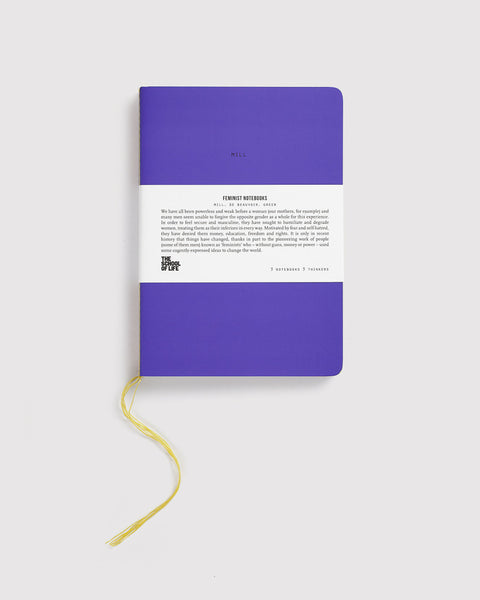 School of Thought Notebooks: The Feminists