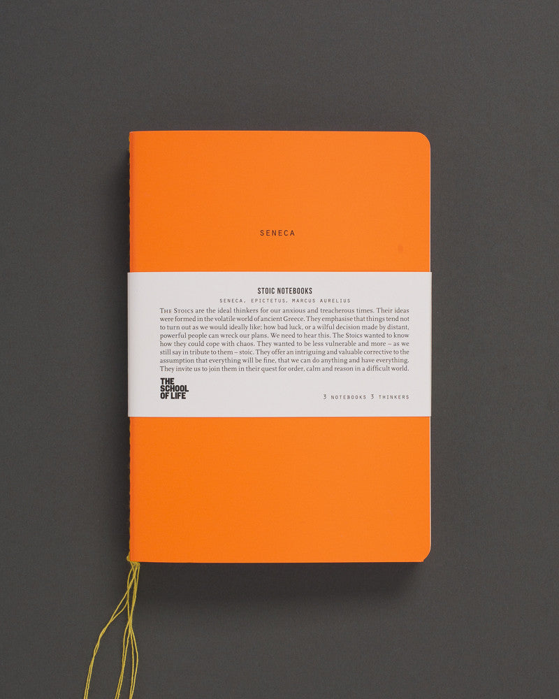School of Thought Notebooks: The Stoics