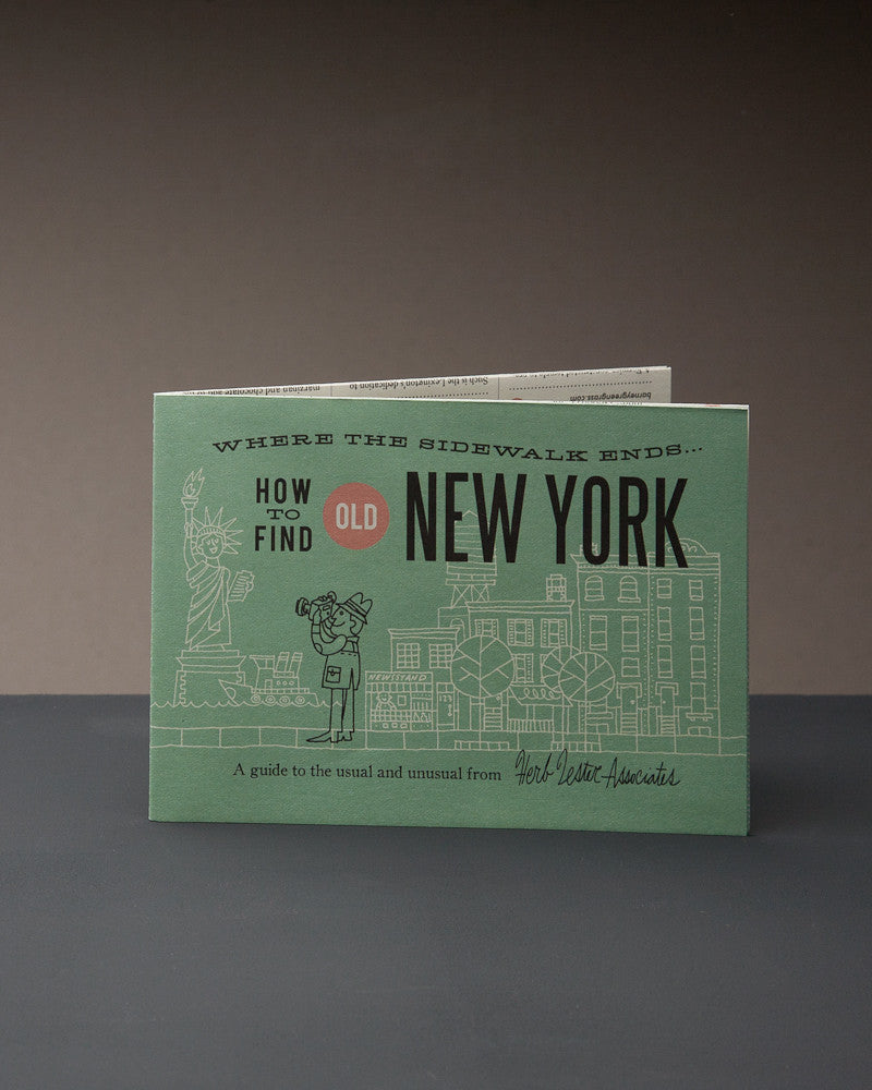 How to Find Old New York