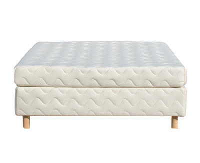 The Tempo Organic Latex Mattress with Foundation