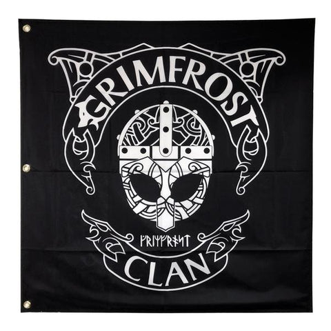 Grimfrost Clan Flagge