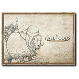 Fall of Gods Skizzenbuch
