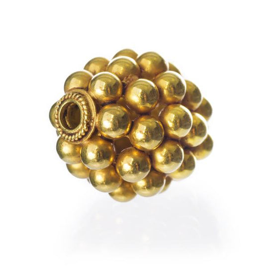 Wiking 18K Goldperle, Bragi