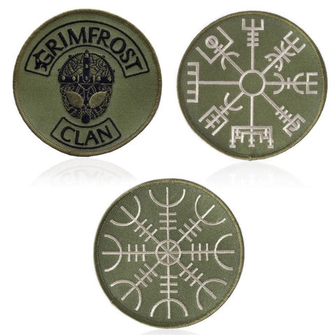 Patch Set, Army Green