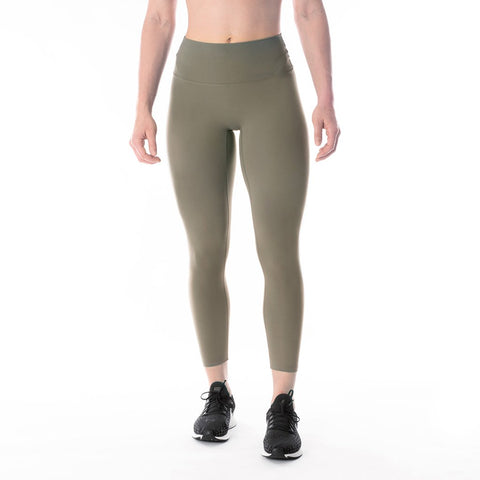 Leggings, Supersoft, Army Green